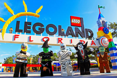 Brick-Or-Treat at LegoLand