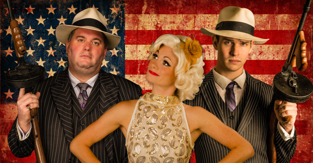 July 4th Alternative at Capone's Dinner Show
