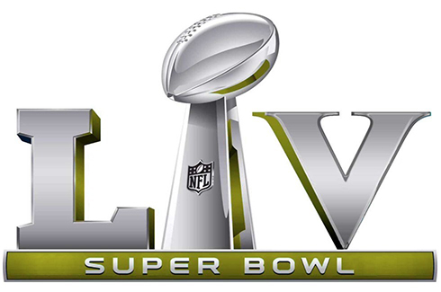Super Bowl 54 logo