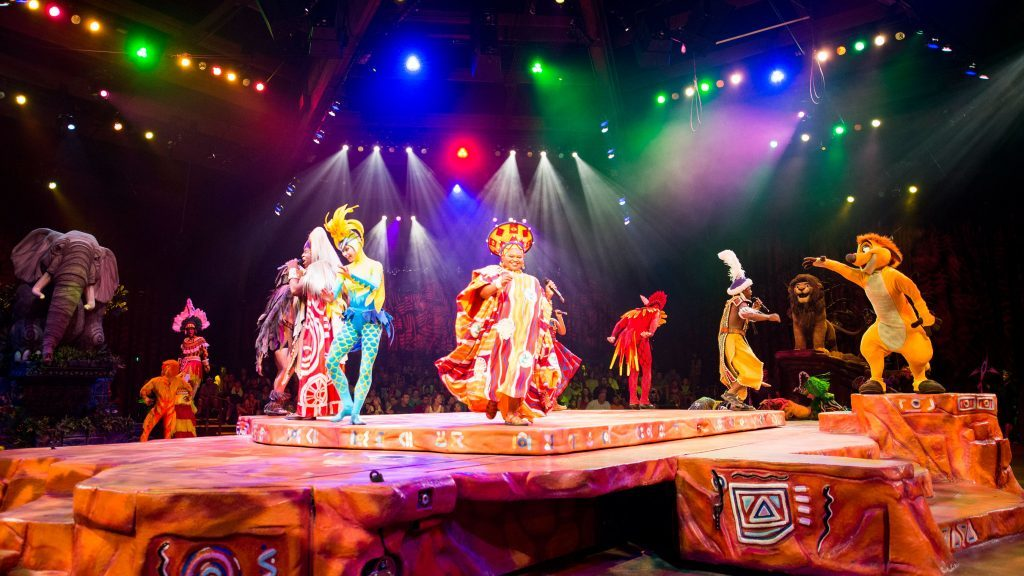 Lion King Disney Dinner Show
