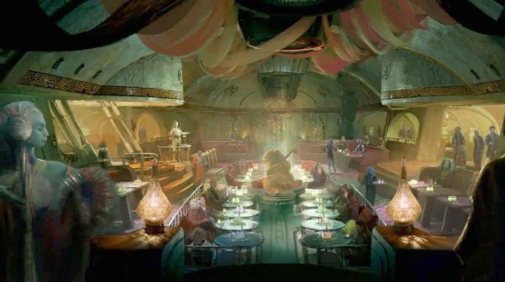 Star Wars-themed Dinner Show