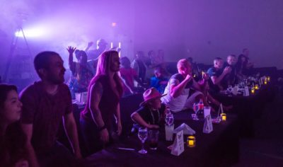 Manor Professional Wrestling crowd