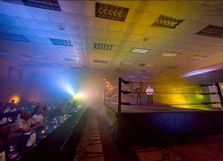 Professional Wrestling Dinner Theater