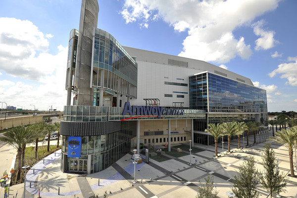 Amway Arena Rendering