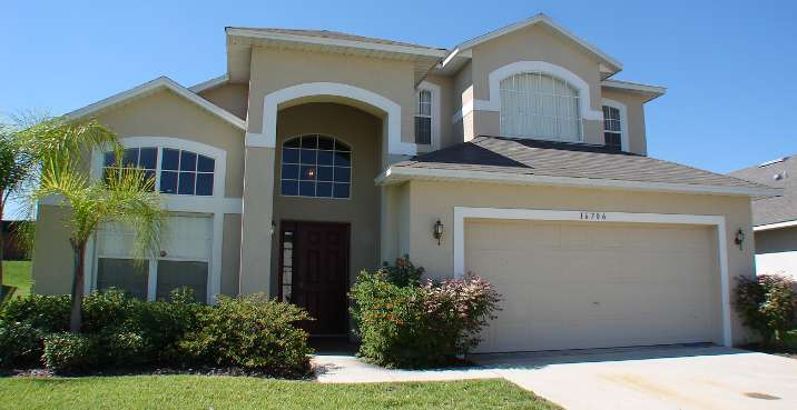 Vacation Homes are a great way to stay in the Central Florida area