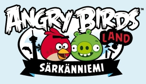 Angry Birds Park Logo Image