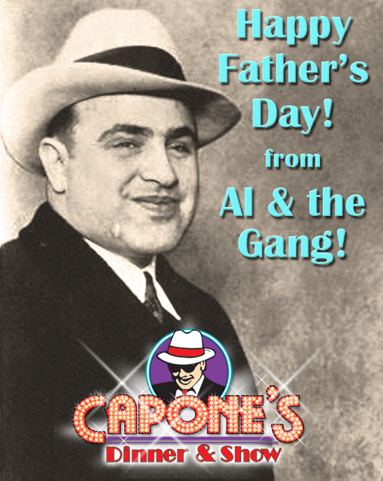 Happy Father's Day from Al & the Gang!