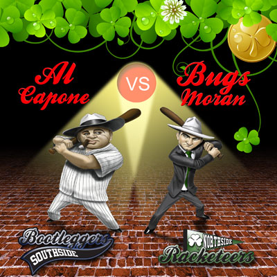 St. Patrick's Day at Capone's Dinner & Show