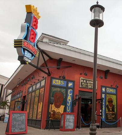 B.B. King's Blues Club Orlando