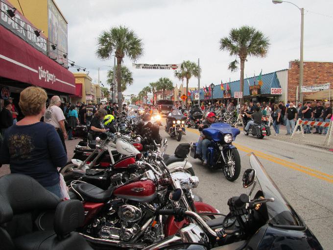 Bike Week in Central Florida