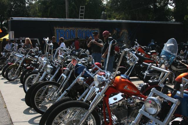 Biketoberfest at Iron Horse