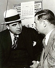 Tax Advice from Capone and his attorney