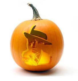 Capone Jack-o-lantern