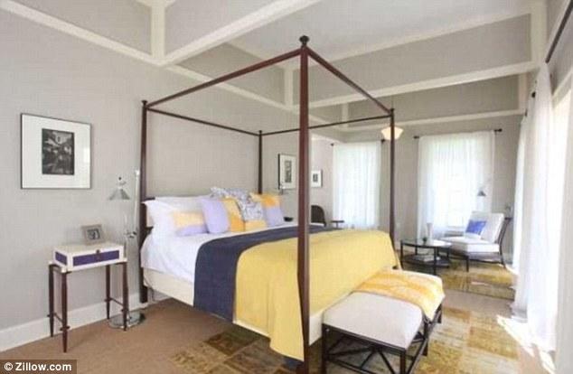 Photo of Al Capone's bedroom