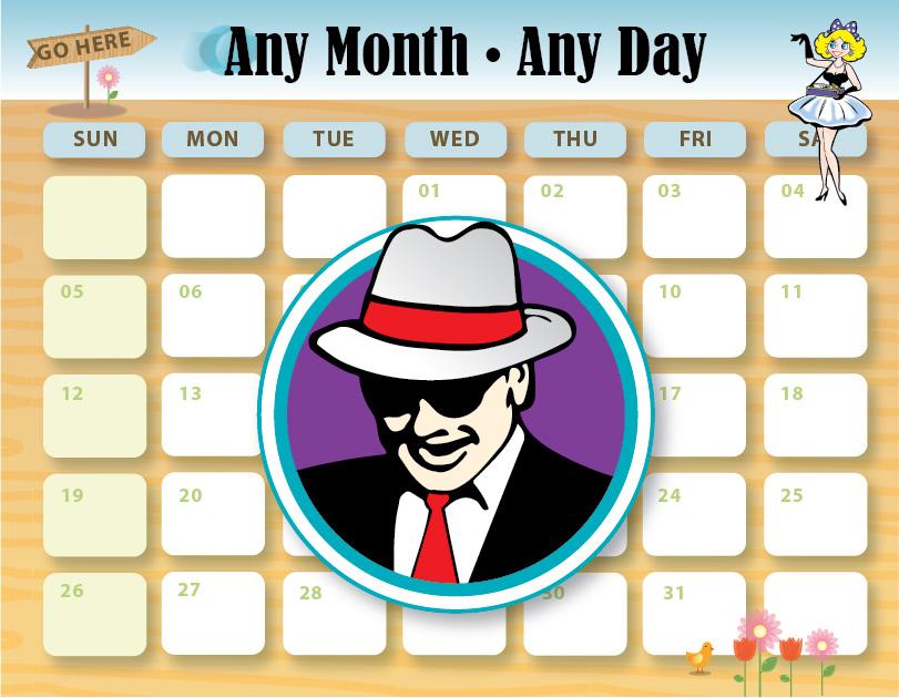 Capone's Calendar