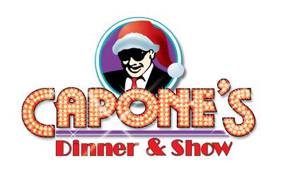Capone's Santa Logo