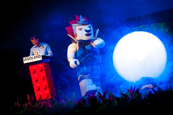 World of Chima comes to Legoland Florida attraction