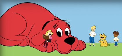 Clifford the Big Red Dog