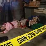 Crime Scene Investigator scene