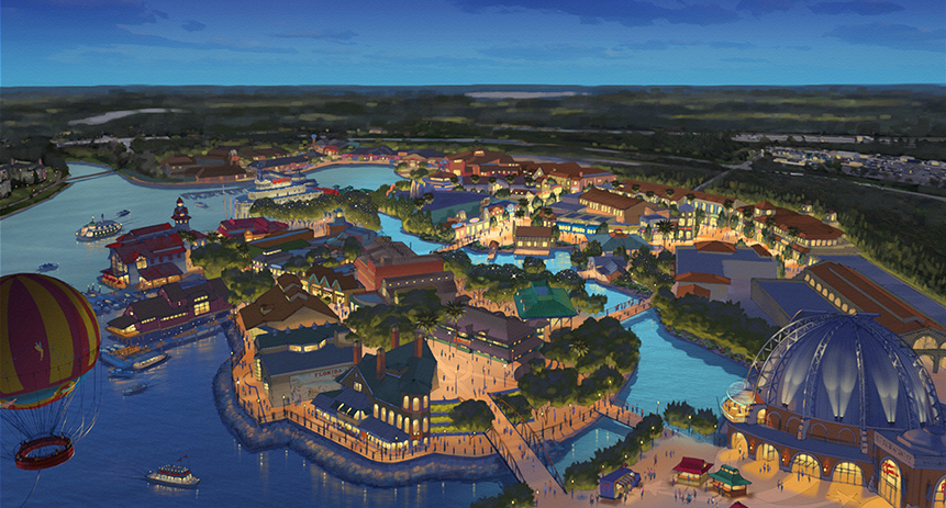 Disney Springs Complete Guide - Al's Blog