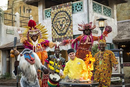 Lion King DInner Show