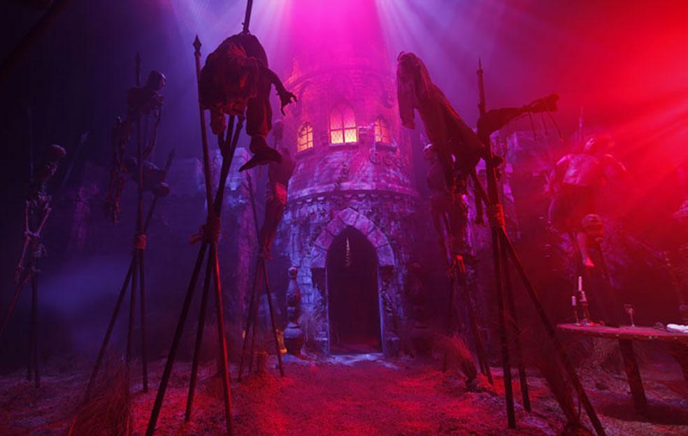 Halloween at Orlando's Theme Parks