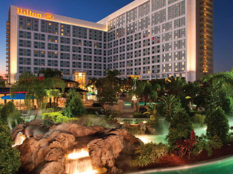 Hilton Orlando offers great vacation deals
