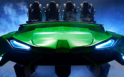 New Hulk Ride