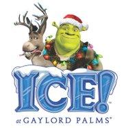 Shrek Christmas.Shrek The Halls At Gaylord Palms Ice Attraction Al S Blog