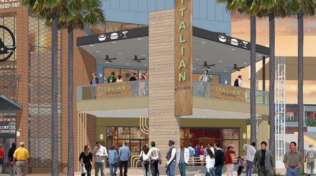 New Italian restaurant coming to CityWalk Orlando