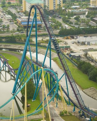 Mako Roller Coaster