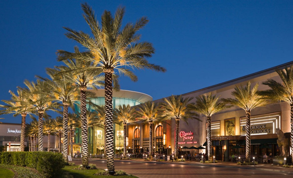 Shop in Orlando at the Mall at Millenia