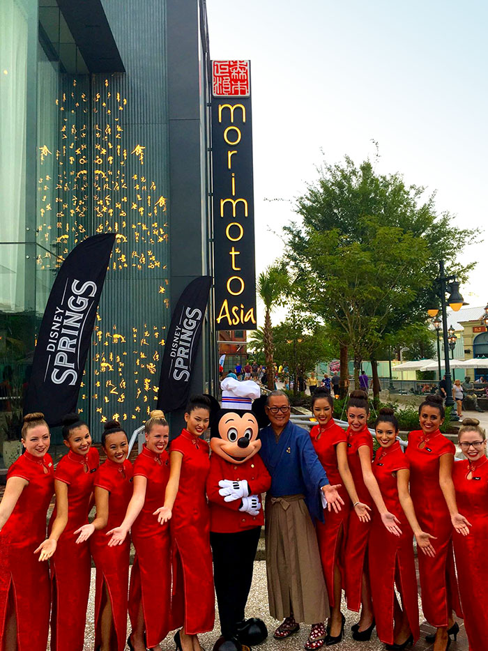 Morimoto Asia - Disney Springs