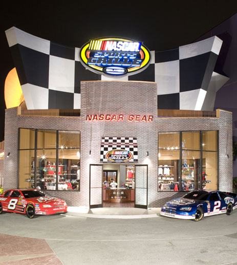 NASCAR Grille at Universal