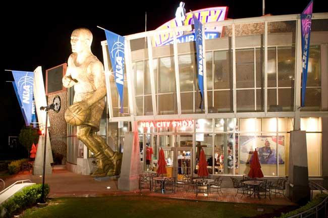 Spotlight Nba City At Universal Citywalk Als Blog