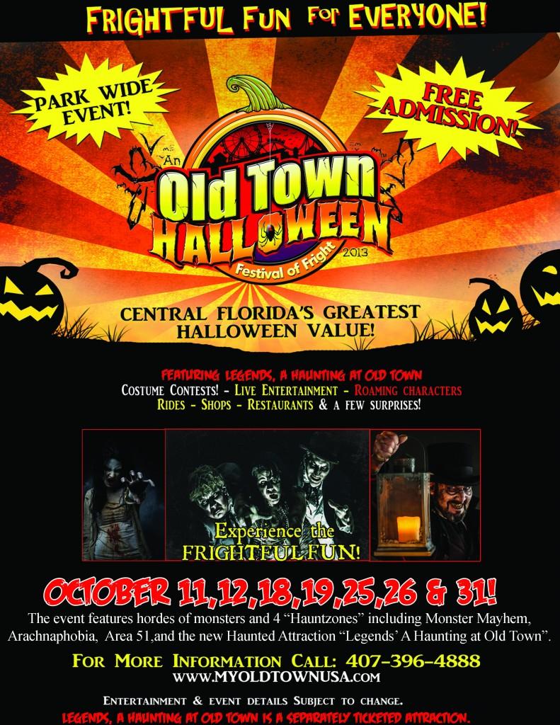 Old Town Halloween