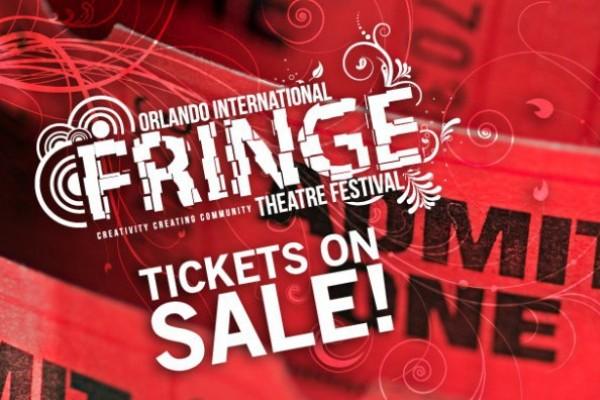 Fringe festival tickets