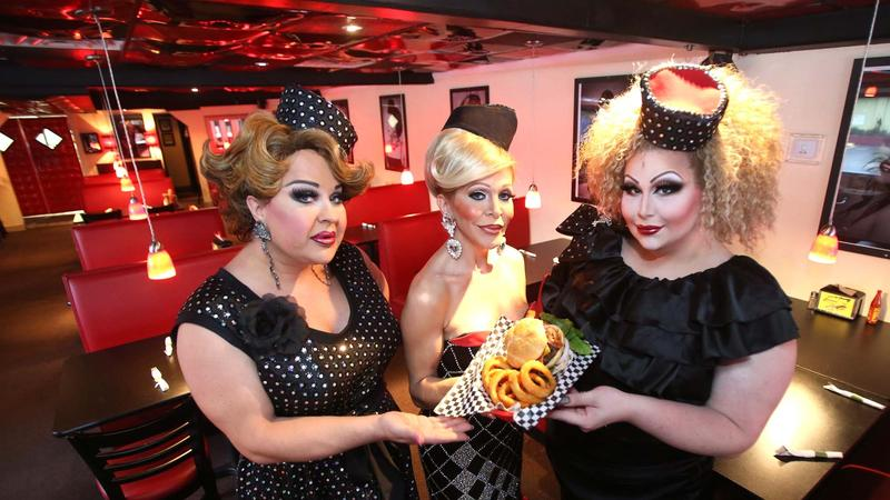 Orlando Dinner Show featuring Drag Queens