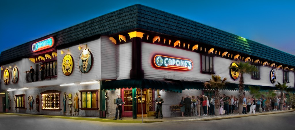 Capone's Dinner & Show in Kissimmee, Florida