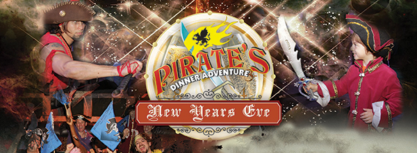 Pirates New Year's Eve