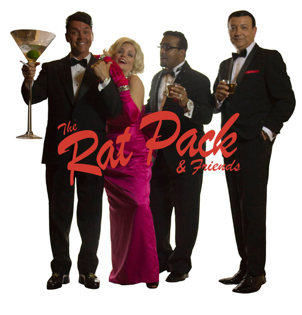 The Rat Pack and Friends
