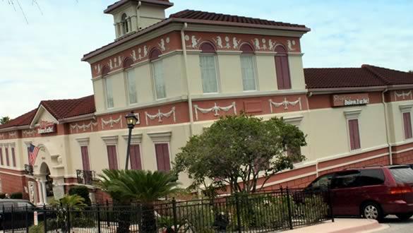 Ripley's building in Orlando