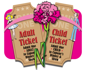 Mother's Day Plans - Buffet Tickets at half price!