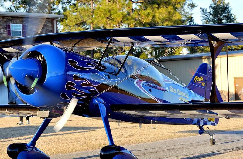 Tico Warbird Air Show