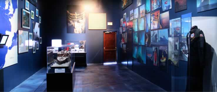 Titanic Exhibit in Orlando, Florida