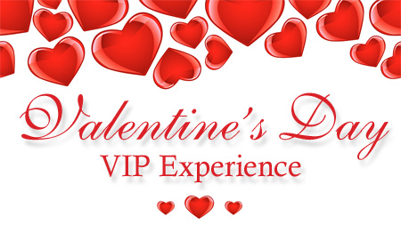 Capone's Valentine's VIP Experience