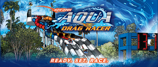 Wet 'n Wild Orlando Aqua Drag Racer