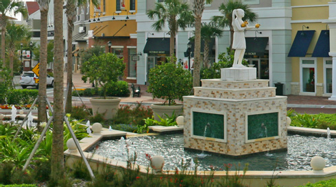Orlando shopping at Winter Garden Village