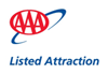 AAA Listed Attraction