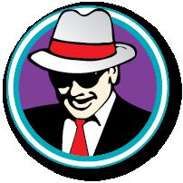 capone circle logo icon